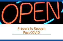 Prepare to Reopen