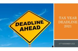 Tax Year Deadline
